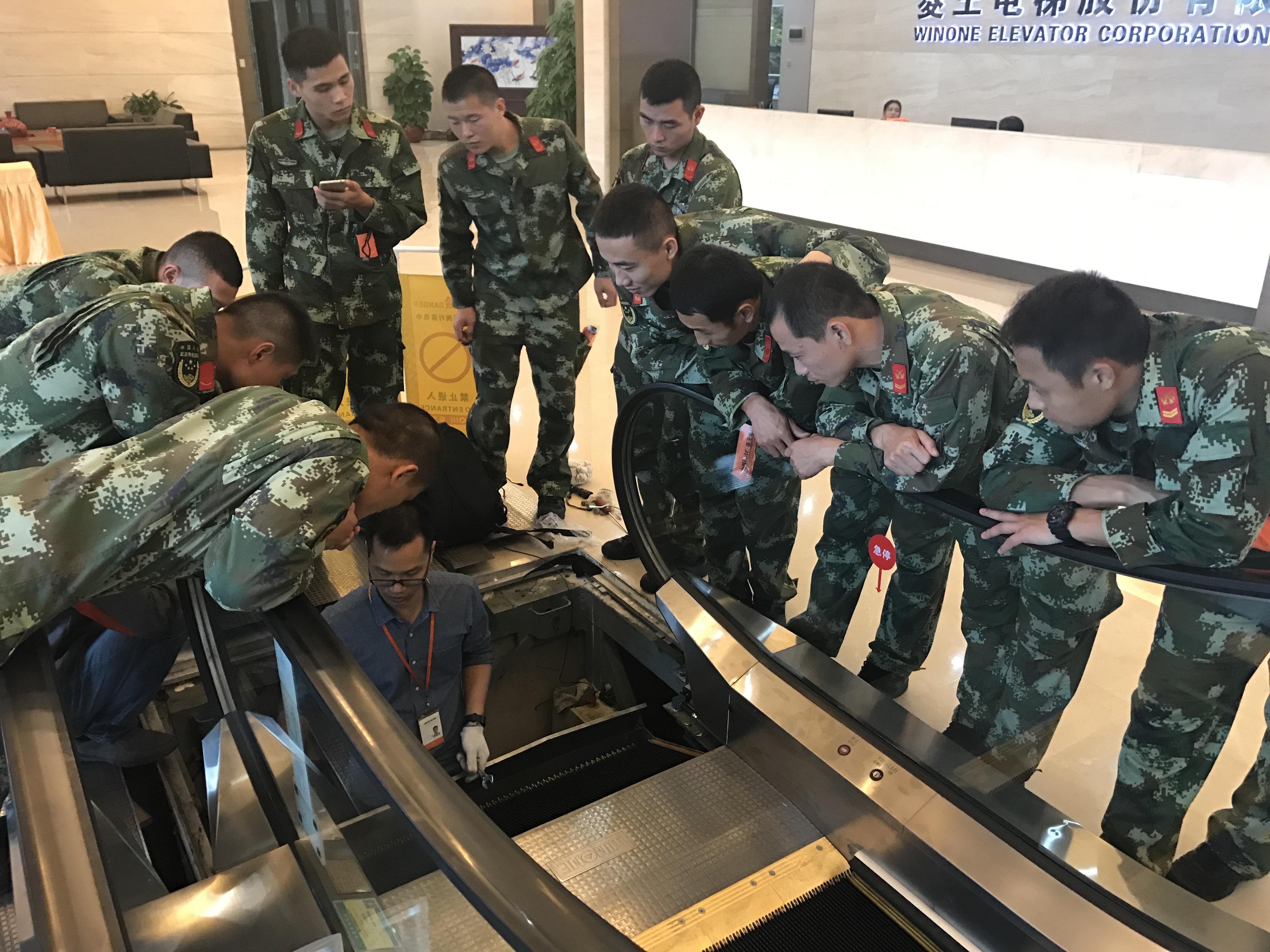 特协承办两期消防员电梯应急救援专项培训
